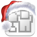 Christmas Style Social Icon