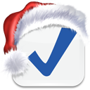 Christmas Style Social Icon