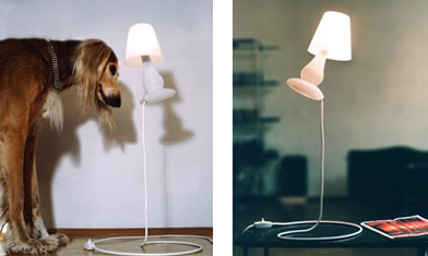 Floating Lamp