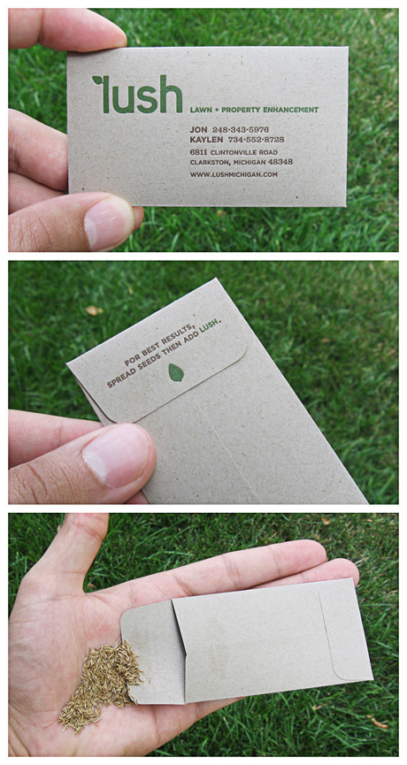 Creative Name Card Design