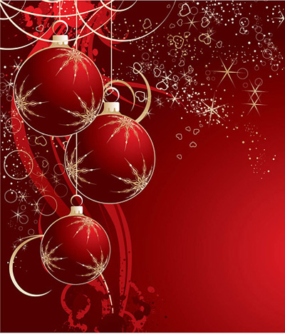 Wallpaper Image on Christmas Card Background Design     Designswan Com