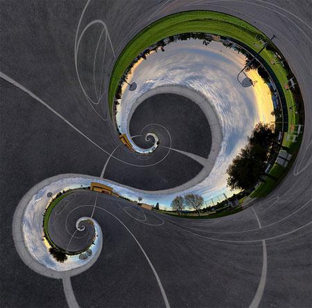 droste effect: when math meets image