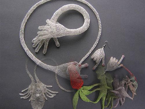 Wire Knit