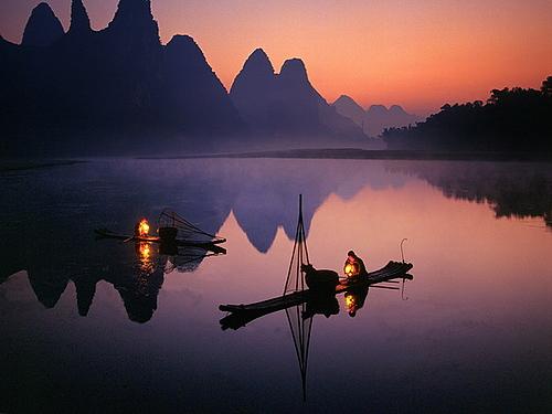 Beautiful China Scenery Beautiful China