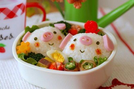 Super Cute Japanese Bentō