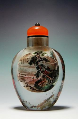 beautiful snuff bottle
