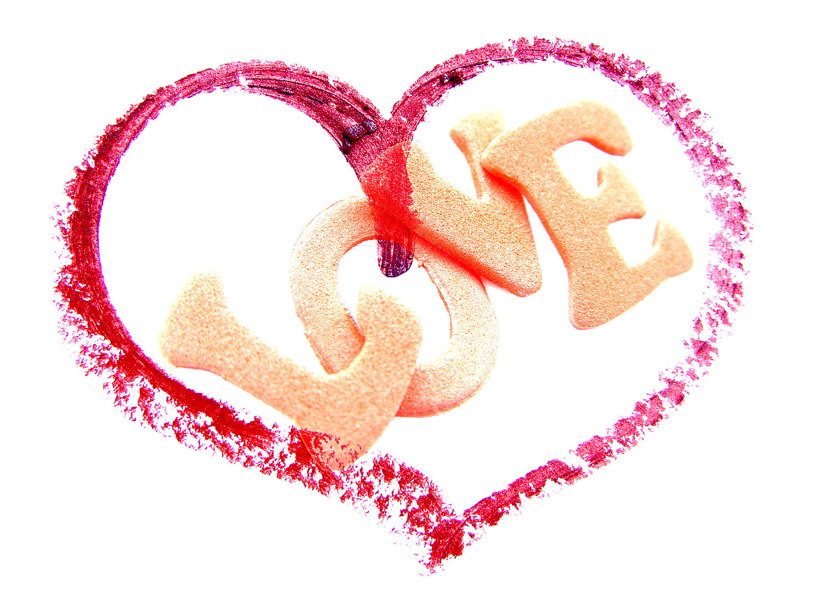 Valentine Image - Love in heart