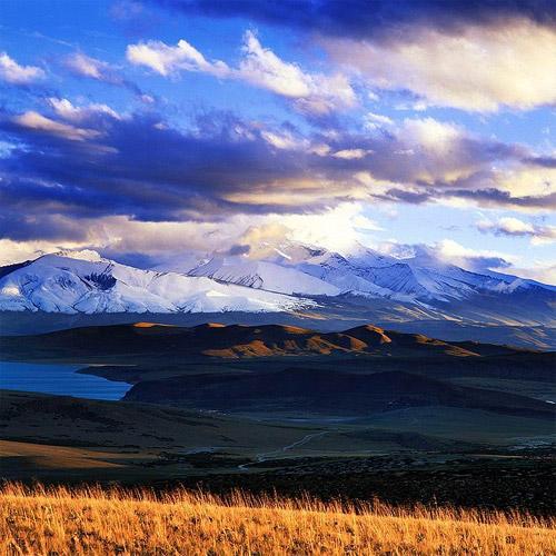 Namtso Picture- Beautiful Tibet
