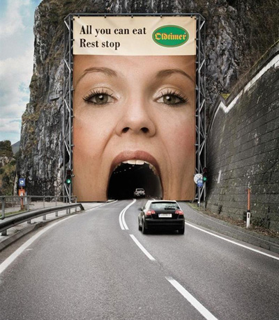 Creative Billboard and Poster Design