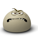angry emotion icon