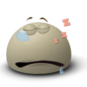 asleep emotion icon