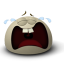 cry emotion icon