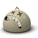painful emotion icon