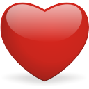 valentine icon heart