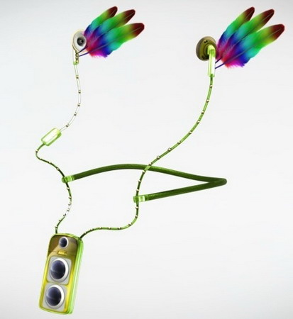 Nokia headset competition design